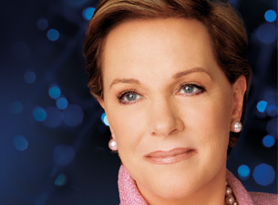 Julie Andrews at Van Wezel Performing Arts Center
