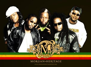 Morgan Heritage, Freddie McGregor & Romain Virgo tickets (Copyright © Ticketmaster)