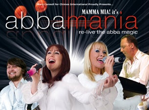 Abbamania tickets (Copyright © Ticketmaster)
