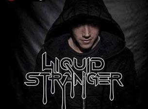 Liquid Stranger with Lsdream, Champagne Drip, G-Rex & Lucii