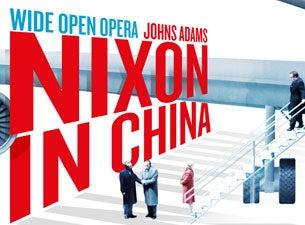 Nixon in China at Matthews Theatre
