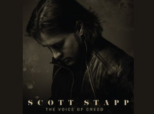 Scott Stapp tickets (Copyright © Ticketmaster)