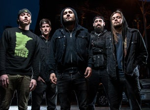 After the Burial tickets (Copyright © Ticketmaster)