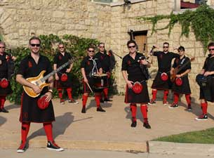 Red Hot Chilli Pipers tickets (Copyright © Ticketmaster)