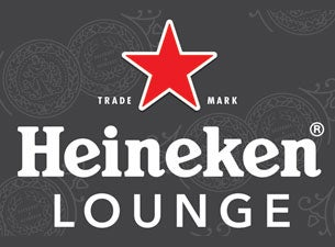 Heineken Lounge Aha tickets (Copyright © Ticketmaster)