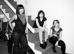 Sleater-Kinney The Center Won't Hold Tour tickets (Copyright © Ticketmaster)