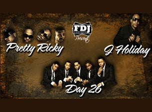 Pretty Ricky at Howard Theatre