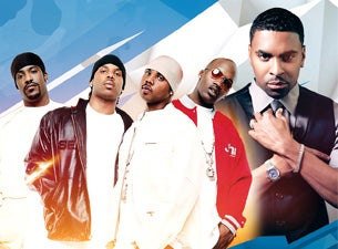 Jagged Edge And Tucka at Paragon Casino Resort