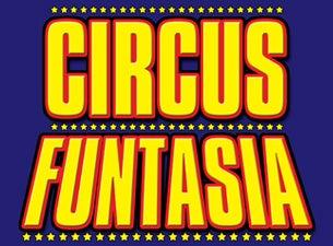 CIRCUS FUNTASIA Event Title Pic