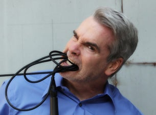 Henry Rollins-Spoken Word at The Walker Theatre