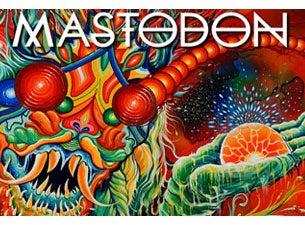 Mastodon w/ Dinosaur Jr