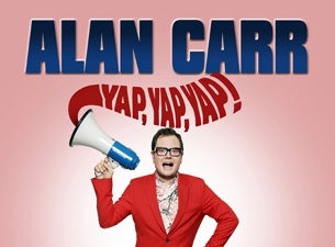 Alan Carr Work In Progress tickets (Copyright © Ticketmaster)