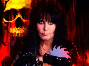 W.A.S.P. tickets (Copyright © Ticketmaster)