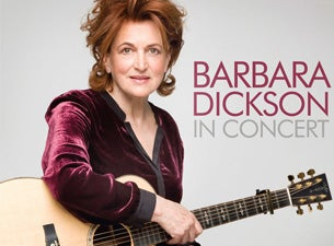 Barbara Dickson tickets (Copyright © Ticketmaster)