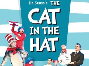 The Cat in the Hat at Woodland Opera House