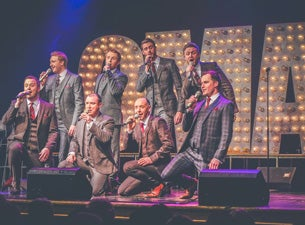 A Merry Little Christmas With Only Men Aloud tickets (Copyright © Ticketmaster)