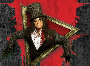 Alice Cooper: Ol' Black Eyes Is Back