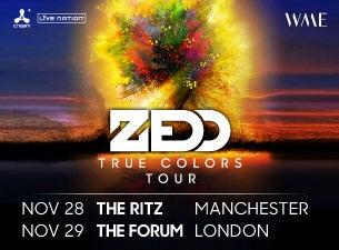 Zedd Orbit Tour tickets (Copyright © Ticketmaster)