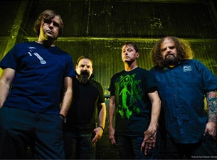 Napalm Death Campaign For Musical Distruction Tour tickets (Copyright © Ticketmaster)