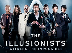The Illusionists - Live From Broadway (Touring)