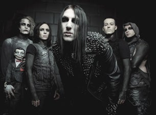 Motionless in White - The Graveyard Shift Tour