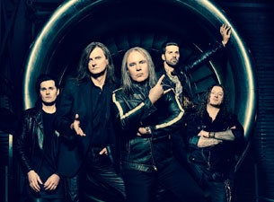 Helloween tickets (Copyright © Ticketmaster)
