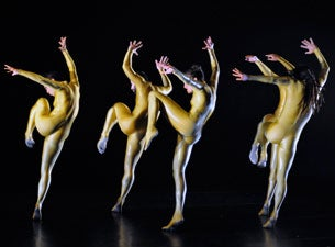 Hofesh Shechter Company Event Title Pic