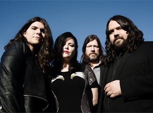 The Magic Numbers tickets (Copyright © Ticketmaster)