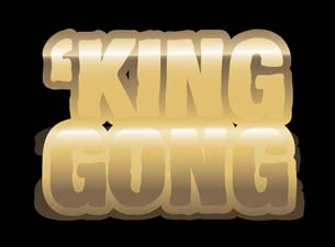 King Gong tickets (Copyright © Ticketmaster)