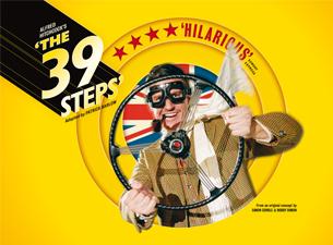 The 39 Steps at Gladys G Davis Theatre