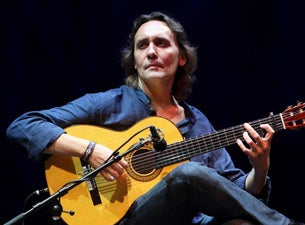 Vicente Amigo - Flamenco Guitarist