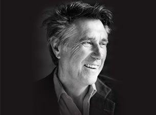 Bryan Ferry tickets (Copyright © Ticketmaster)
