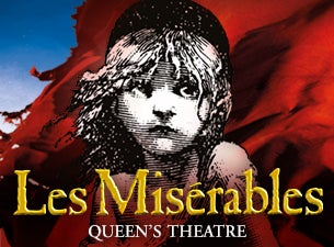 Les Miserables tickets (Copyright © Ticketmaster)