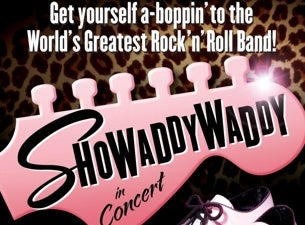 Showaddywaddy tickets (Copyright © Ticketmaster)