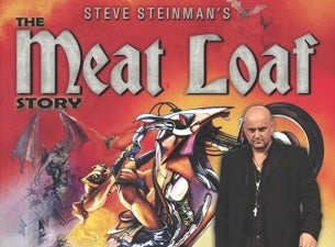 Steve Steinmans Anything for Love: the Meat Loaf Story tickets (Copyright © Ticketmaster)