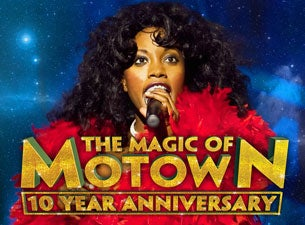 Magic of Motown tickets (Copyright © Ticketmaster)
