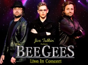 Jive Talkin Perform the Bee Gees tickets (Copyright © Ticketmaster)