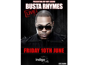 Soul Nation Events Presents Busta Rhymes, Jagged Edge, & Dru Hill