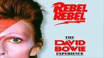 Rebel Rebel - the David Bowie Experience
