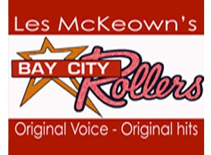 Les McKeowns Bay City Rollers + Back To the 70s Christmas Party tickets (Copyright © Ticketmaster)