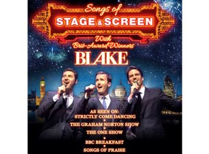 A Classic Christmas with Blake tickets (Copyright © Ticketmaster)