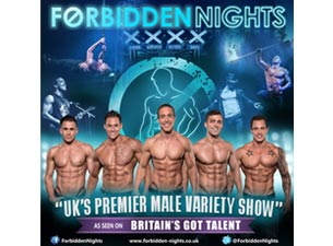 Forbidden Nights tickets (Copyright © Ticketmaster)