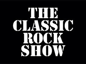 The Classic Rock Show 2020 tickets (Copyright © Ticketmaster)
