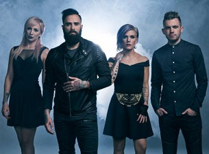 Skillet w/ From Ashes to New