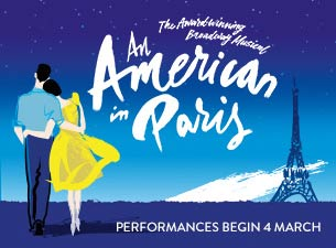 An American in Paris (Touring)