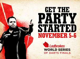 Hotels near World Series of Darts Events