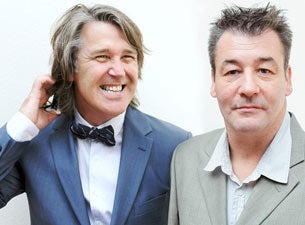 China Crisis tickets (Copyright © Ticketmaster)